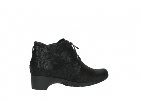 wolky ankle boots 07821 zircon 71000 black leather_11