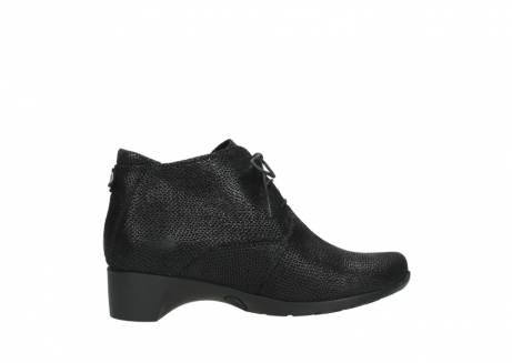wolky ankle boots 07821 zircon 71000 black leather_12