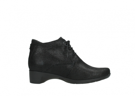 wolky ankle boots 07821 zircon 71000 black leather_13