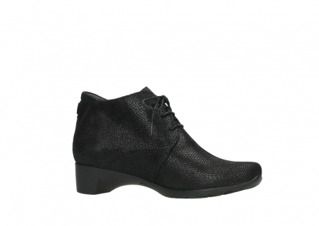 wolky ankle boots 07821 zircon 71000 black leather_14