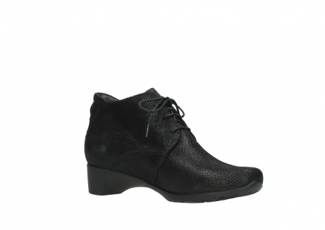 wolky ankle boots 07821 zircon 71000 black leather_15
