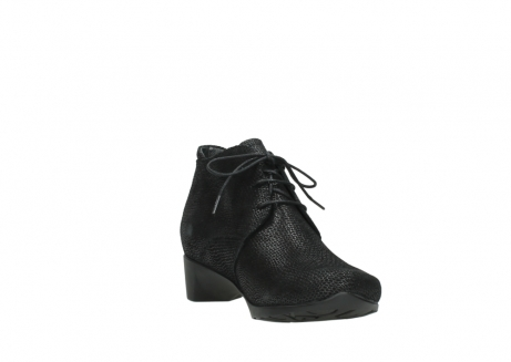 wolky ankle boots 07821 zircon 71000 black leather_17