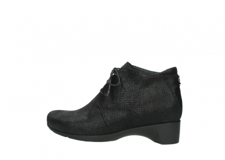 wolky ankle boots 07821 zircon 71000 black leather_2