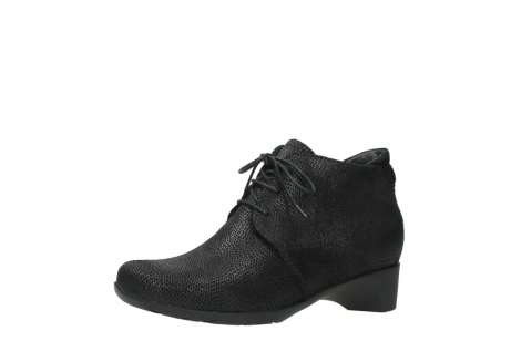 wolky ankle boots 07821 zircon 71000 black leather_23