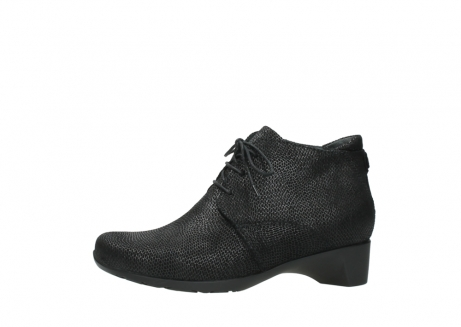 wolky ankle boots 07821 zircon 71000 black leather_24