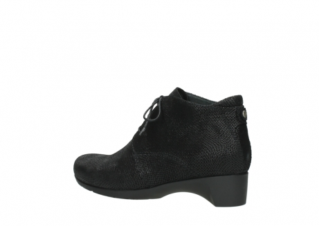 wolky ankle boots 07821 zircon 71000 black leather_3