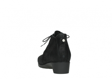 wolky ankle boots 07821 zircon 71000 black leather_6