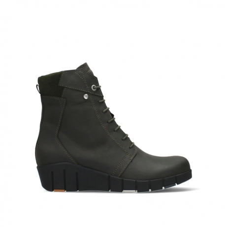 wolky ankle boots 01775 portland 10770 cactus nubuck