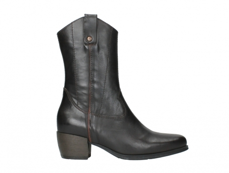 wolky mid calf boots 02876 caprock 30305 brown leather_1