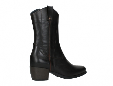 wolky mid calf boots 02876 caprock 30305 brown leather_23