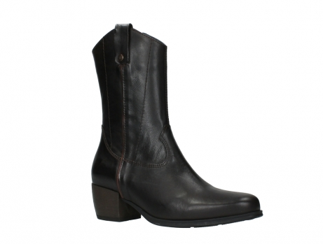 wolky mid calf boots 02876 caprock 30305 brown leather_3