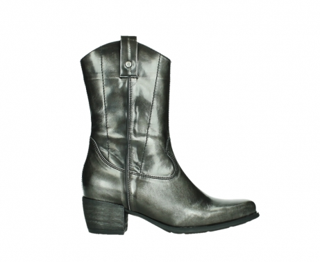 wolky mid calf boots 02876 caprock 63210 anthracite shiny leather_1
