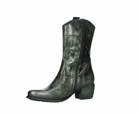 wolky mid calf boots 02876 caprock 63210 anthracite shiny leather_11