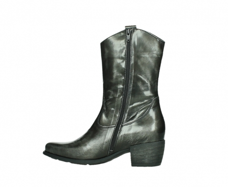 wolky mid calf boots 02876 caprock 63210 anthracite shiny leather_14