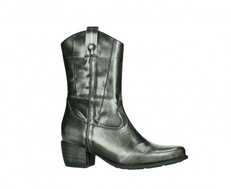 wolky mid calf boots 02876 caprock 63210 anthracite shiny leather_2