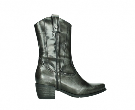 wolky mid calf boots 02876 caprock 63210 anthracite shiny leather_24
