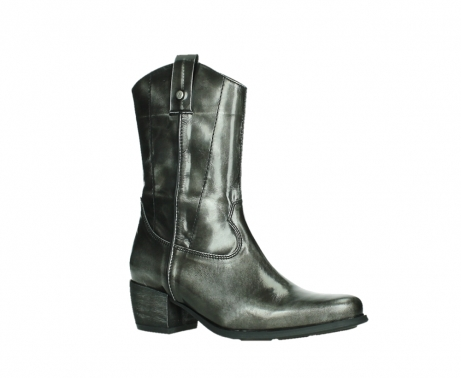 wolky mid calf boots 02876 caprock 63210 anthracite shiny leather_3
