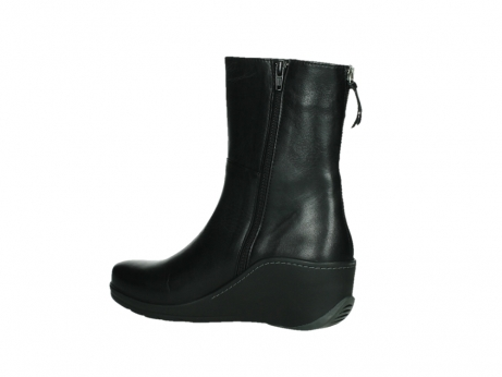 wolky mid calf boots 03876 newtok 30000 black leather_15