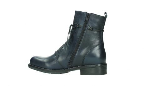 wolky mid calf boots 04432 murray 20800 blue leather_14