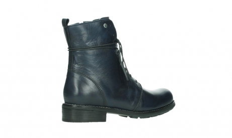 wolky mid calf boots 04432 murray 20800 blue leather_23