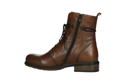 wolky mid calf boots 04438 murray cw 20430 cognac leather cold winter warm lining_14