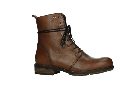 wolky mid calf boots 04438 murray cw 20430 cognac leather cold winter warm lining_2