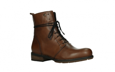 wolky mid calf boots 04438 murray cw 20430 cognac leather cold winter warm lining_3