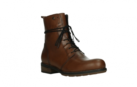 wolky mid calf boots 04438 murray cw 20430 cognac leather cold winter warm lining_4