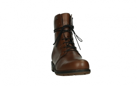 wolky mid calf boots 04438 murray cw 20430 cognac leather cold winter warm lining_6