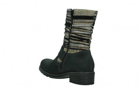 wolky mid calf boots 04479 thor 19000 black nubuck_16