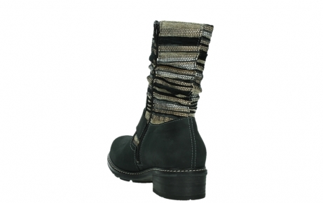 wolky mid calf boots 04479 thor 19000 black nubuck_17