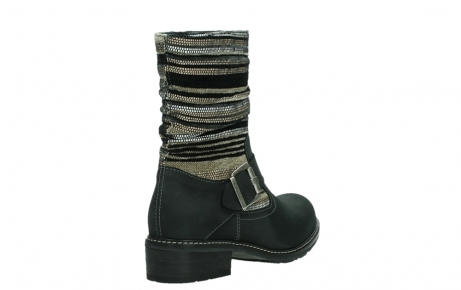wolky mid calf boots 04479 thor 19000 black nubuck_21