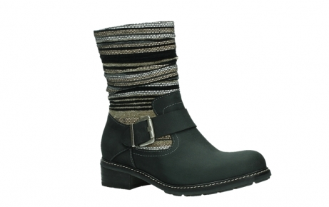 wolky mid calf boots 04479 thor 19000 black nubuck_3