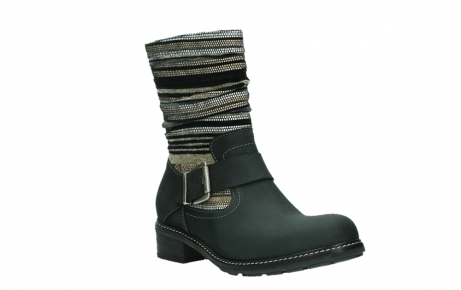 wolky mid calf boots 04479 thor 19000 black nubuck_4