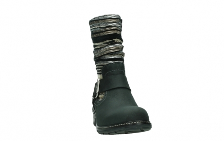 wolky mid calf boots 04479 thor 19000 black nubuck_6