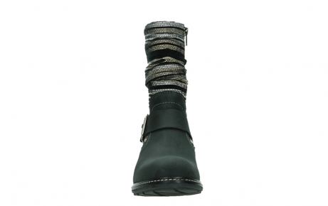 wolky mid calf boots 04479 thor 19000 black nubuck_7