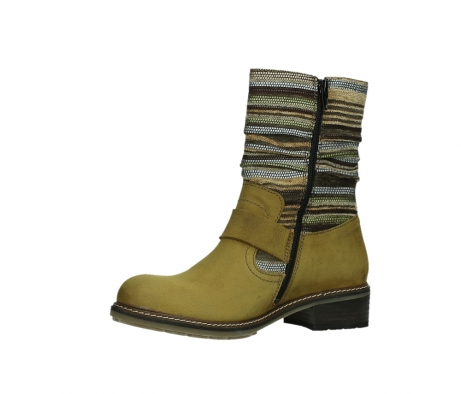 wolky mid calf boots 04479 thor 19940 mustard nubuckleather_11