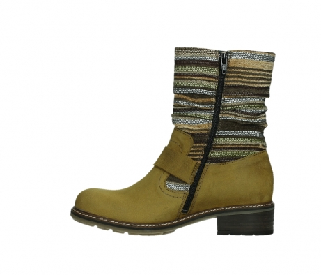 wolky mid calf boots 04479 thor 19940 mustard nubuckleather_13