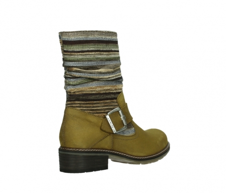 wolky mid calf boots 04479 thor 19940 mustard nubuckleather_22
