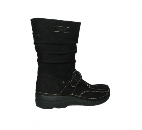 wolky mid calf boots 06267 roll jacky 50000 black oiled leather_23