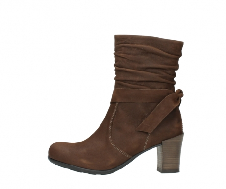 wolky mid calf boots 07750 cara 13410 tabaccobrown nubuckleather_1