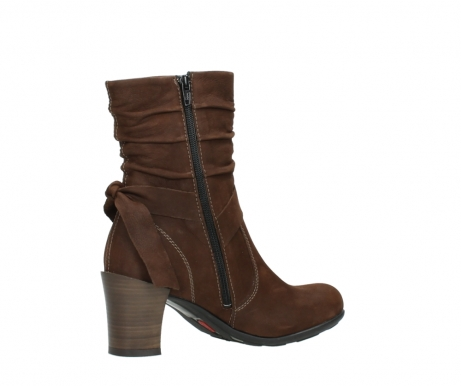 wolky mid calf boots 07750 cara 13410 tabaccobrown nubuckleather_11