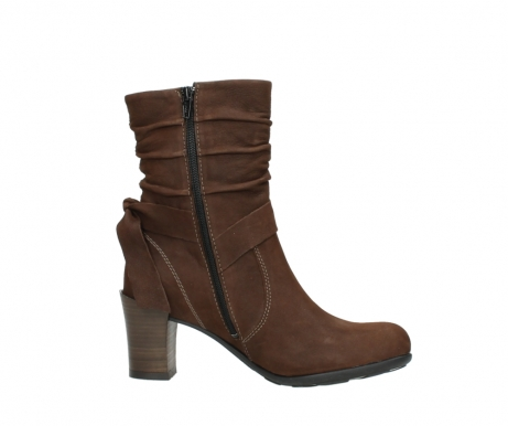 wolky mid calf boots 07750 cara 13410 tabaccobrown nubuckleather_14