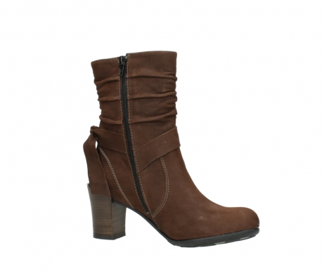 wolky mid calf boots 07750 cara 13410 tabaccobrown nubuckleather_15