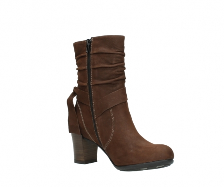 wolky mid calf boots 07750 cara 13410 tabaccobrown nubuckleather_16