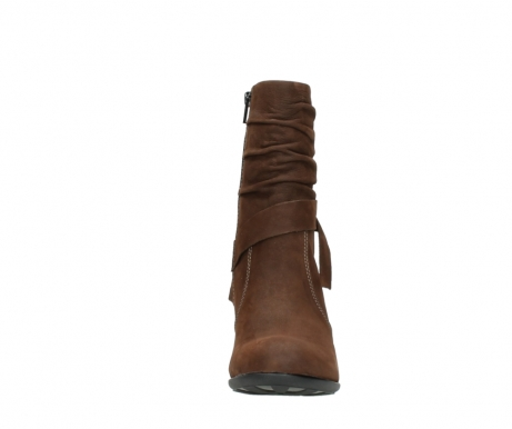 wolky mid calf boots 07750 cara 13410 tabaccobrown nubuckleather_19