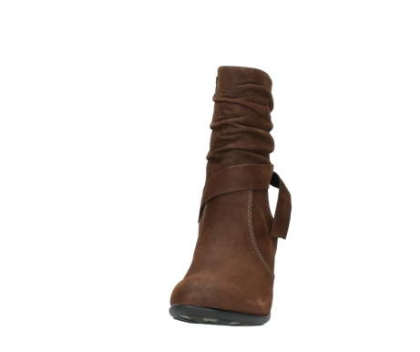 wolky mid calf boots 07750 cara 13410 tabaccobrown nubuckleather_20
