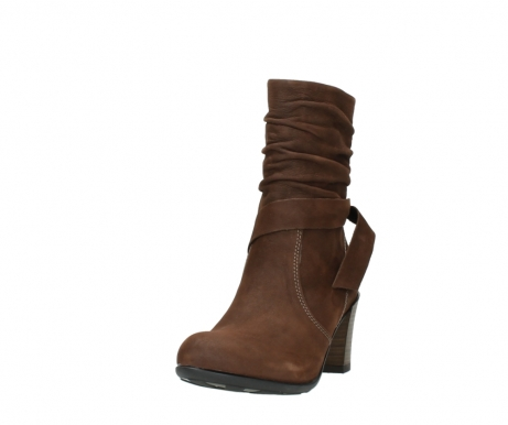 wolky mid calf boots 07750 cara 13410 tabaccobrown nubuckleather_21