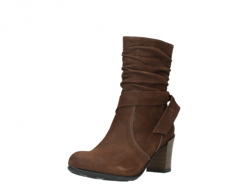 wolky mid calf boots 07750 cara 13410 tabaccobrown nubuckleather_22