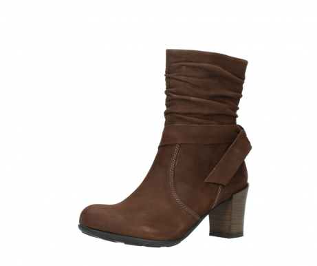 wolky mid calf boots 07750 cara 13410 tabaccobrown nubuckleather_23